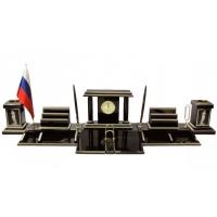 «Юлий Цезарь» солидный настольный набор для рабочего стола руководителя