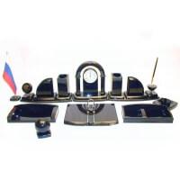 Премиум набор «Консул» из обсидиана ОБ-015