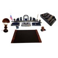 Большой настольный набор на стол руководителя «21 деталь»