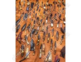 Ножи из вулканического стекла в наличии и на заказ