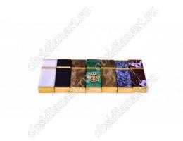 Подарочные usb флешки из натурального камня с нанесением
