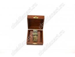 Эксклюзивные флешки из итальянского мрамора в подарочной коробке