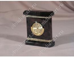 Часы «Элегант» с деталями из латуни