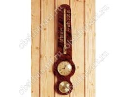 Часы настенные «Метеостанция»