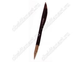 Ручки из вулканического стекла (обсидиан)