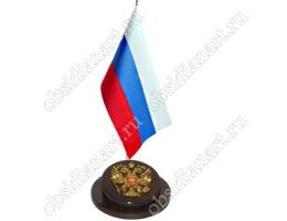 Флаг с гербом 1