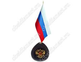 Флаг с гербом 2