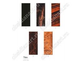 Декоративная плитка из натурального камня