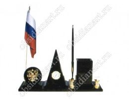 Офисный набор из обсидиана «Секретарь А 29»