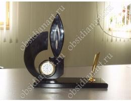 Часы «Газпром»
