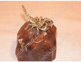 Бронзовая скульптура «Скорпион»