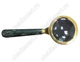 Лупа из мрамора и бронзы «Острый глаз»
