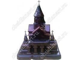 Церковь Святой Гаянэ, макет из гранита