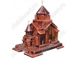 Церковь Святой Рипсимэ, макет из обсидиана