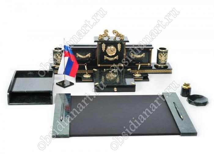 Комплект настольных письменных предметов «Премьер-министр»