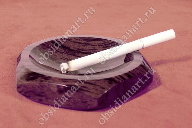 Пепельница «Многогранник» средняя