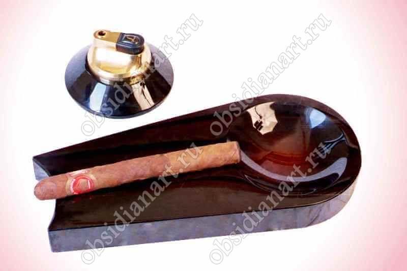 Курительный комплект «Гангстер»