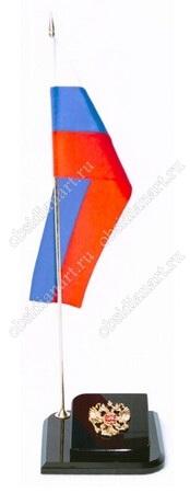 Флаг с гербом