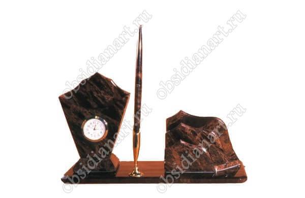 Набор на офисный стол из камня «Секретарь А 13»