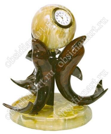 Часы «Дельфины 1»