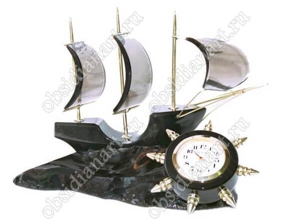 Часы «Лодка»