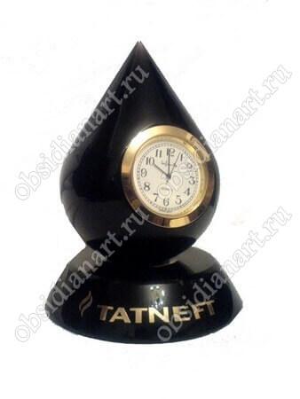 Часы «Капля нефти»