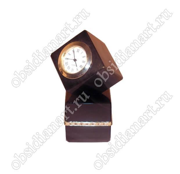 Часы «Куб» на магните 2