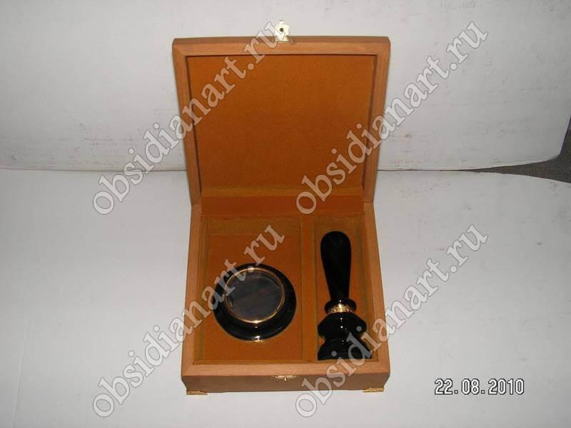 Оснастка для печати в подарочной коробке