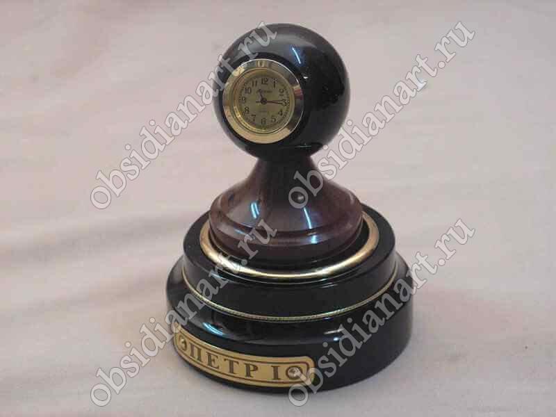 Подарочная оснастка для печати «Императорская (Петр Первый)» с часами